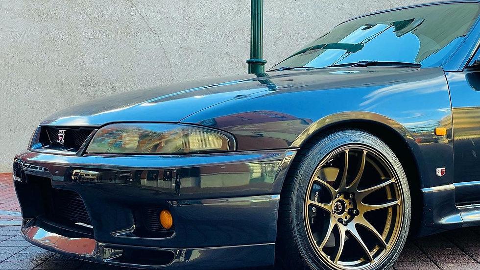 1995 Nissan Skyline GTR Vspec