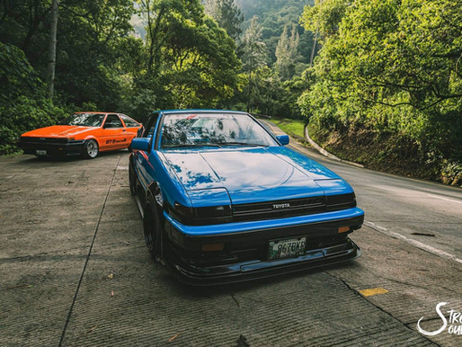 HAPPY AE86