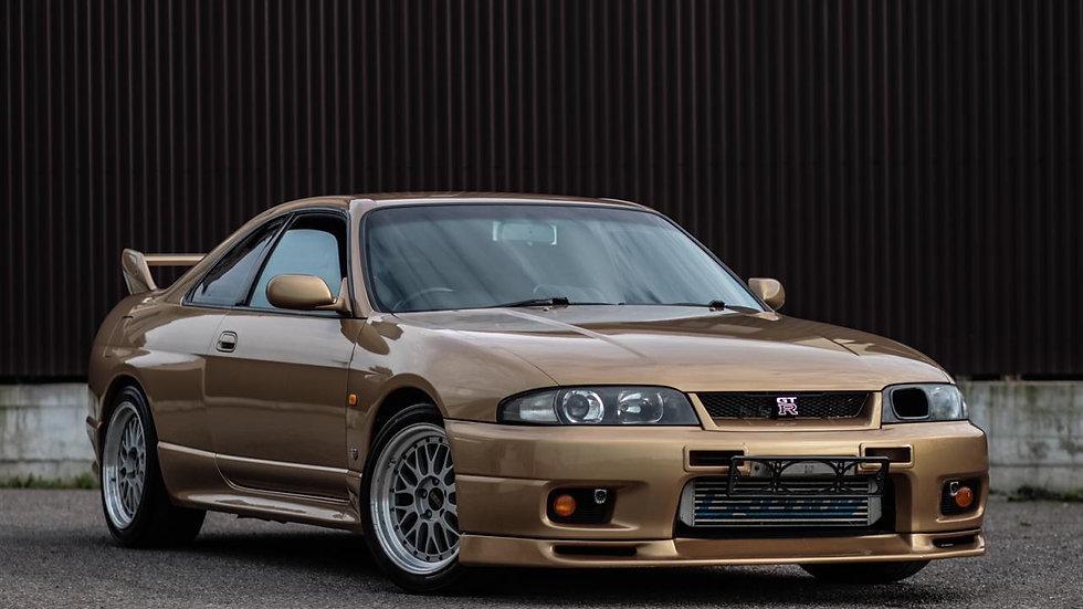 1995 Skyline GTR