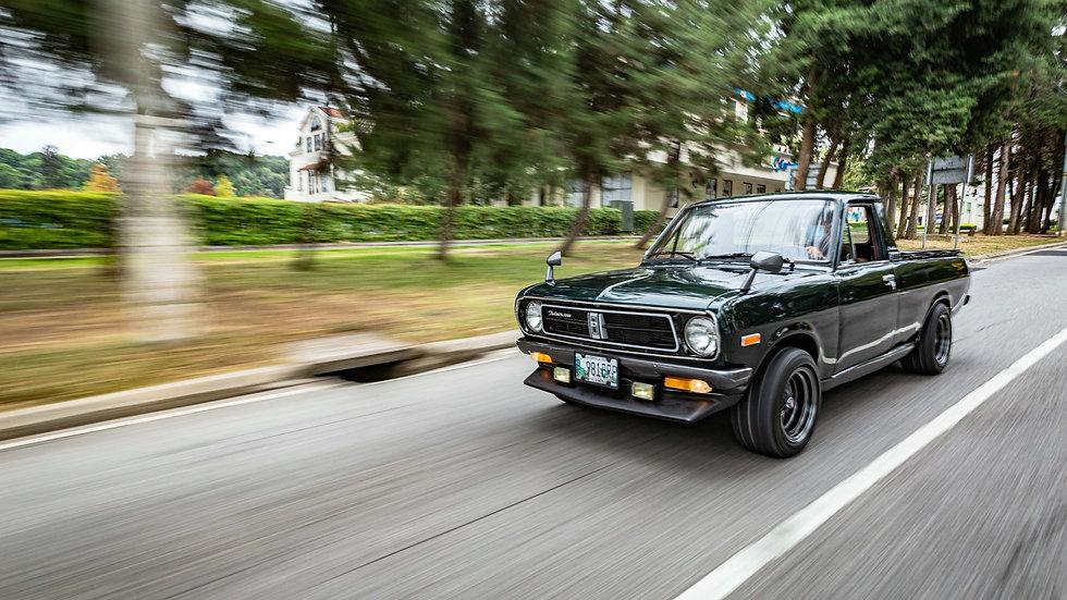 1982 Datsun Sunny 1200