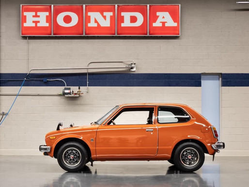 1975 HONDA CIVIC RS