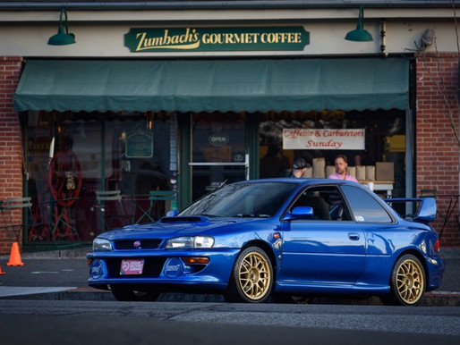 Subaru 22B STi