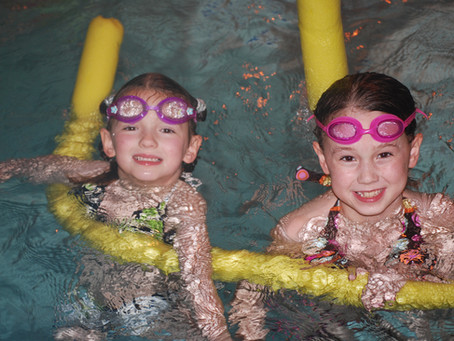 5 Reasons to Swim through Summer!