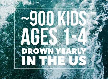 Is your child safe around water?