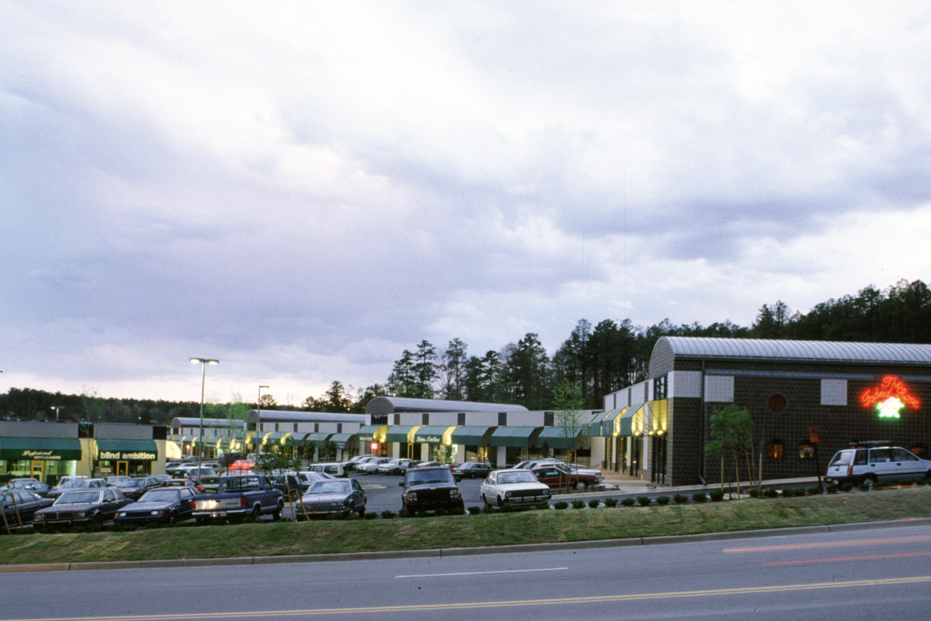 Bowman Curve Shopping Center