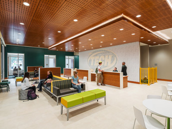 Arkansas Tech University's Brown Hall Now Complete