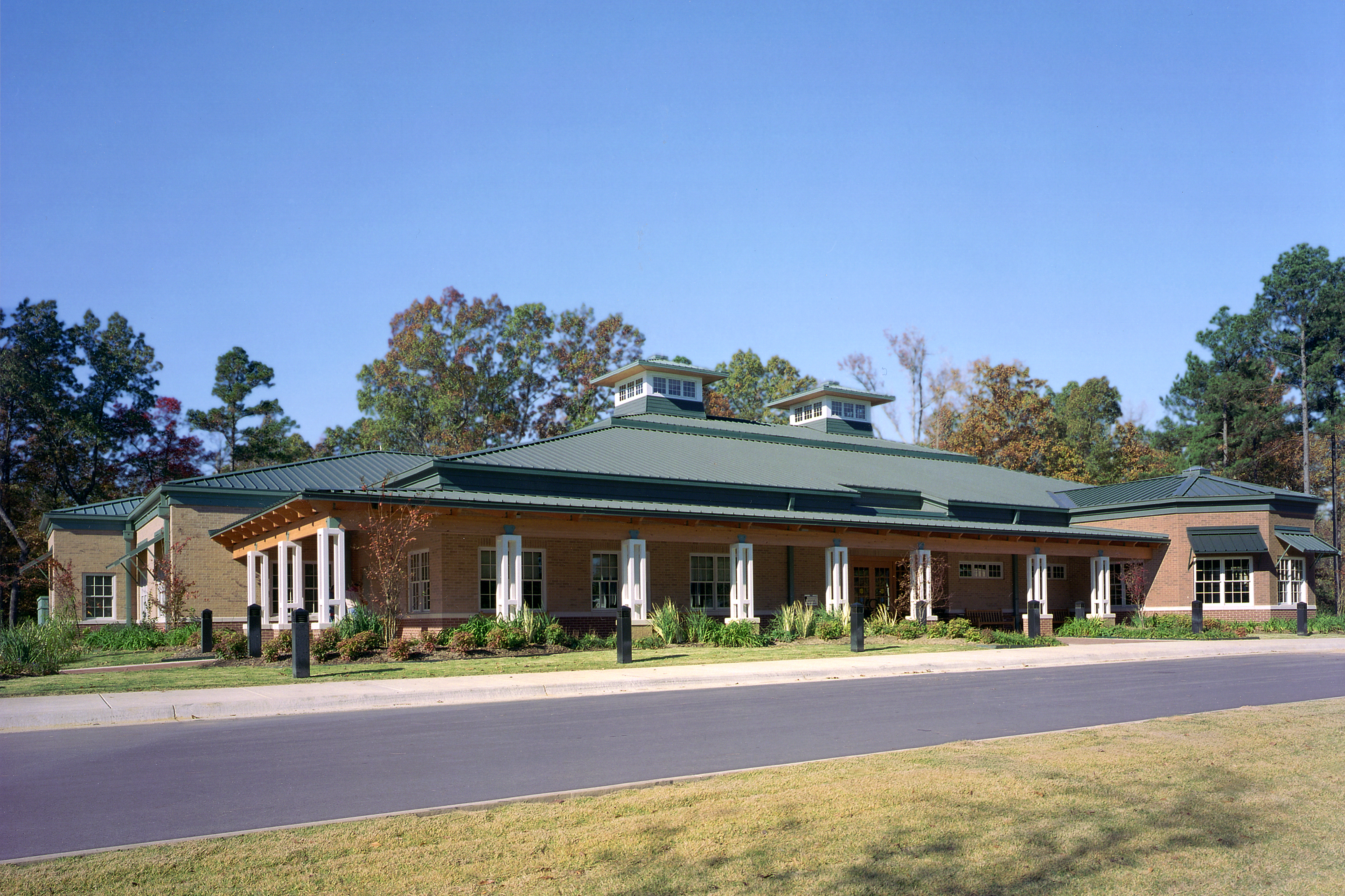 Crossett Library