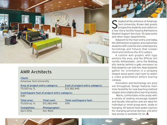 AMR Recognized for Outstanding Design