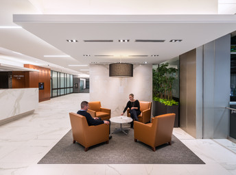 A Look Inside 400 West Capitol