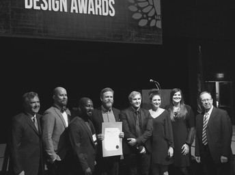 AMR Wins Citation Award AIA 2016