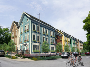 Row at Legion Village Now Pre-Leasing Apartments