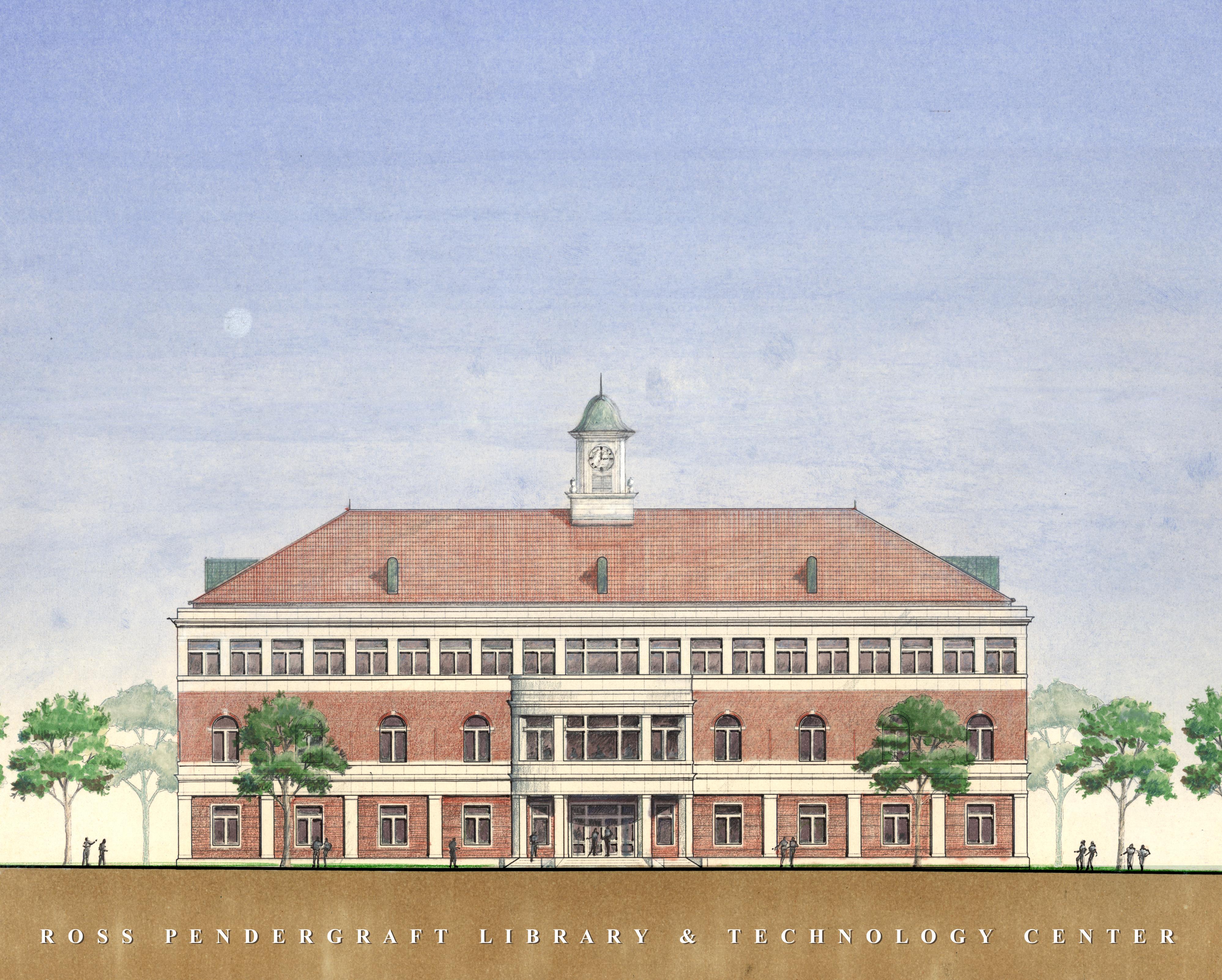 Ross Pendergraft Library