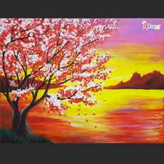 Cherry Blossom by the Rising Sun $200-DTE.png