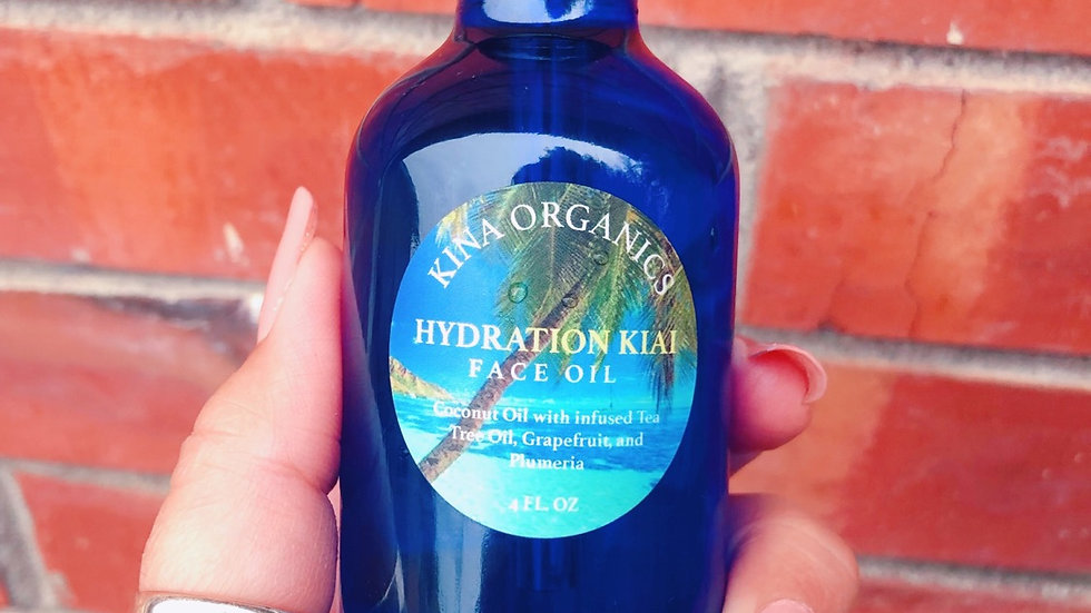 Hydration Kiai Face Oil