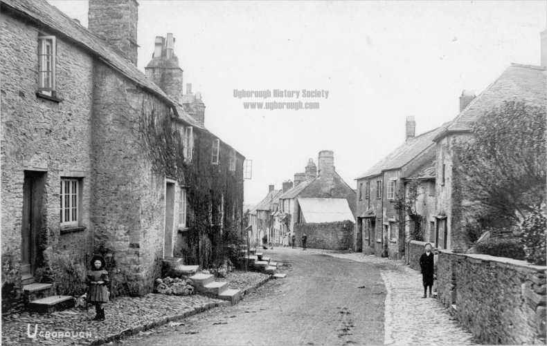 Middle Fore Street, Ugborough 1.jpg