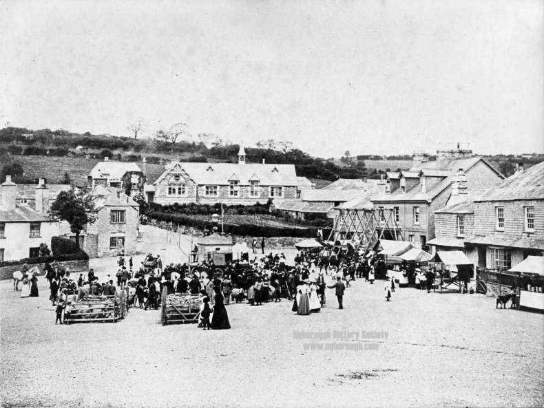 Ugborough Fair 1907