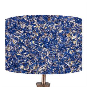 Pantalla de Centaurea azul
