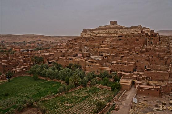 UNESCO kasbah Ait Ben Haddou