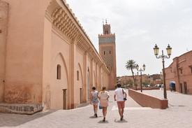 Mešita El Yazid v Marrákeši