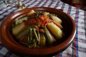 Tradiční pokrm - tajin