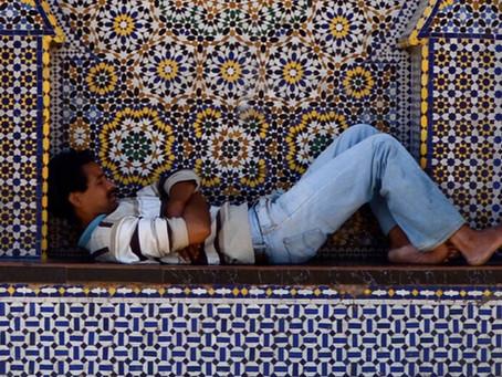 Padesát odstínů marocké siesty