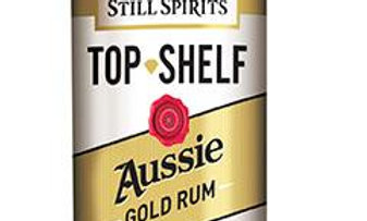 Top Shelf Aussie Gold Rum Essence 50ml