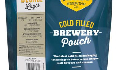 Mangrove Jack's Blonde Lager Pouch 1.5kg