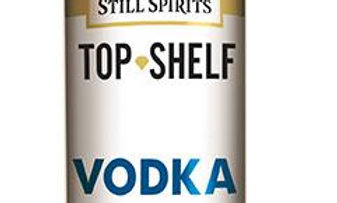 Top Shelf Vodka Essence 50ml
