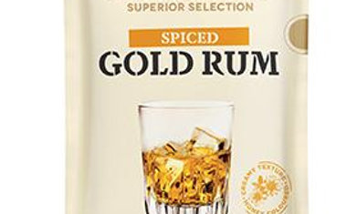 Classic Superior Spiced Gold Rum 2x18g