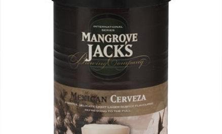 MJ's International Mexican Cerveza 1.7kg