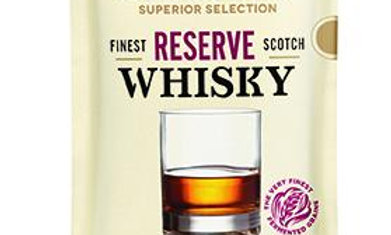Classic Superior Finest Reserve Scotch Whiskey 2x18g