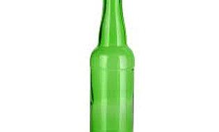 24 x 330ml Bottles - Emerald Green