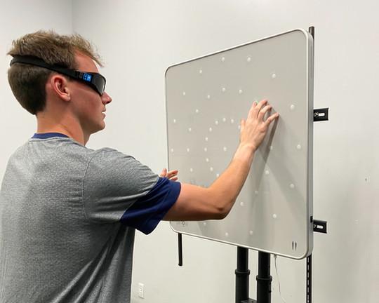 Parker Siegfried Sport Vision Training  Concussion TBI