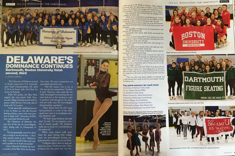 Featured in Skating Magazine Yet Again