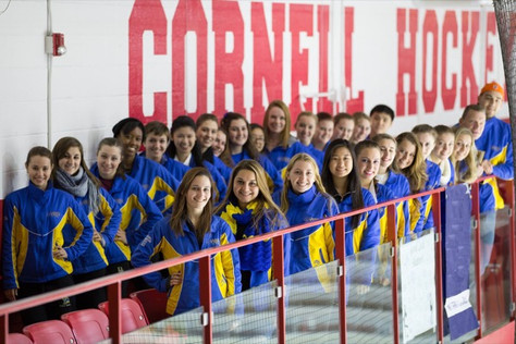 Gold at Cornell
