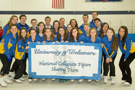 UDFS Wins the 2015 Intercollegiate National Championship for the Third Year in a Row!