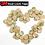 Thumbnail: 3M™ Dual Lock™ 30pcs Clear 20mm Circle SJ4570 Low Profile