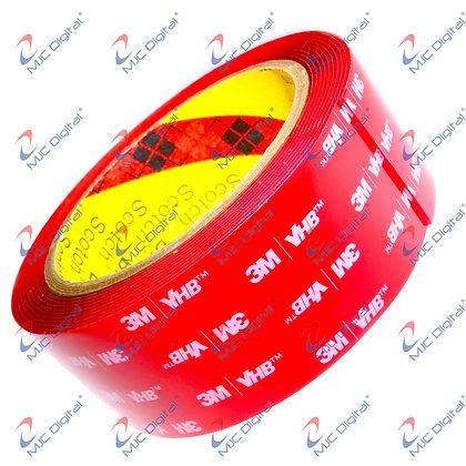 3M™ VHB 40mm x 3 meters 4910 CLEAR Double-Sided Tape Acrylic Foam Heavy