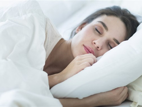 National Sleep Comfort Month