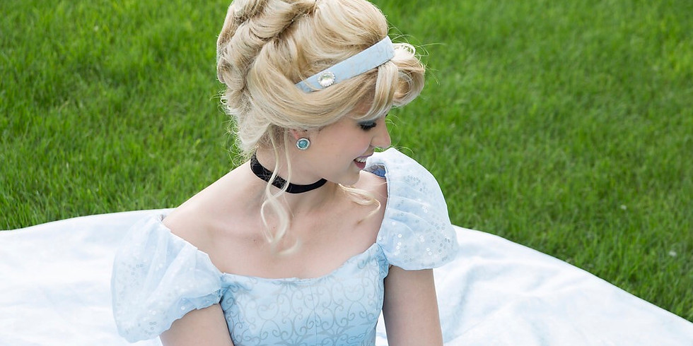 Video Calls with Cinderella on Thursday, April 16th