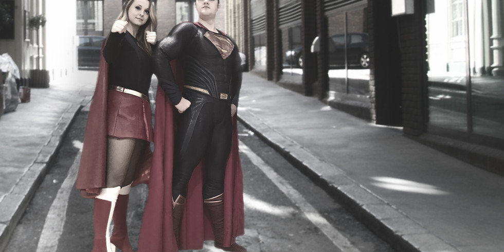 Superhero Training with The Man and Girl of Steel 2:30 - 3:30 pm (1)