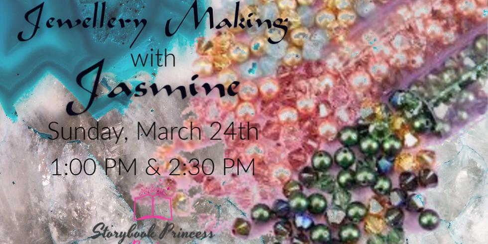 Jewellery Making with Jasmine