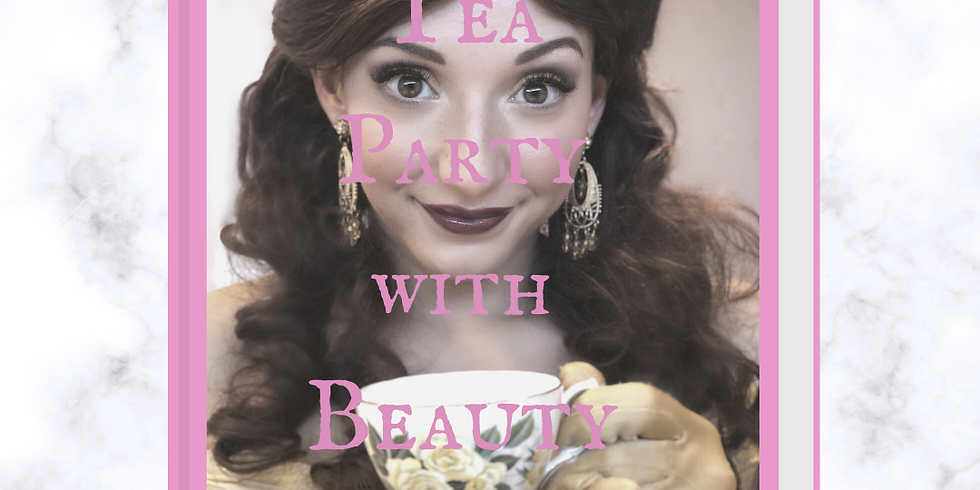 Tea Party with Beauty Virtual Event