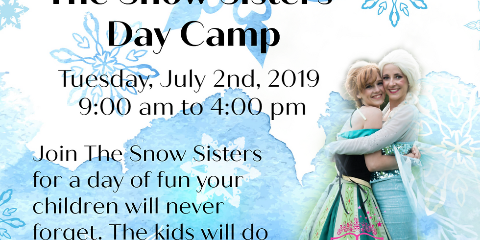 The Snow Sisters Day Camp!