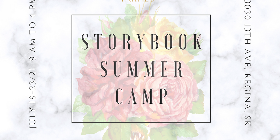 Storybook Summer Camp