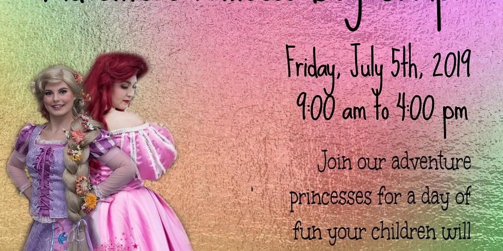 The Adventure Princess Day Camp!