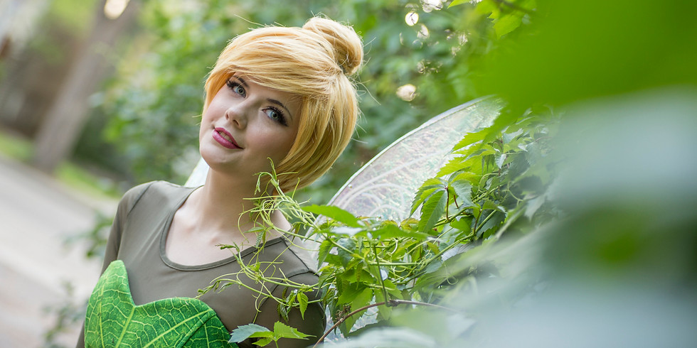Video Calls with Tinker Bell on Wednesday, April 8