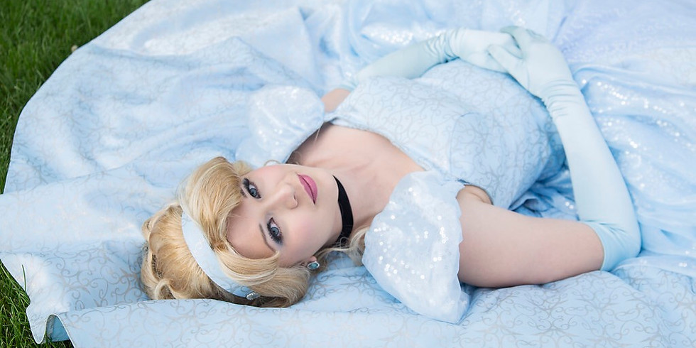 Video Calls with Cinderella on Thursday, Mar 26