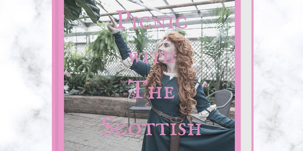 Teddy Bear Picnic with The Scottish Princess Virtual Event