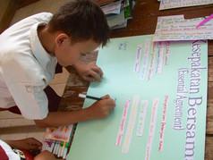 YE Innovative Schools Programme students